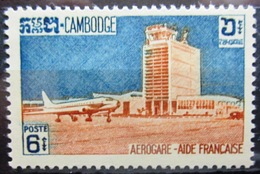 CAMBODGE              N° 118                   NEUF* - Cambodge