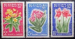 CAMBODGE              N° 104/106                   NEUF** - Cambodge
