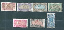 Colonies  Cote Des Somalis De 1909  N°67 A 73  4 Neufs * Et 3 Oblit - French Somali Coast (1894-1967)
