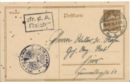WGA359 / Behördnpost Frei Lt. Avers, Reich Vom Finanzamt Baden-Baden 1924 - Deutschland