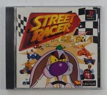 PS1 Japanese : Street Racer Extra / SLPS-00610 - Sony PlayStation
