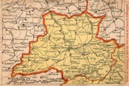 (64)  CPA  District De Porrentruy ( Bon Etat) - JU Jura