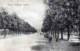 PARMA - PASSEGGIO PUBBLICO - VIAGGIATA - Parma