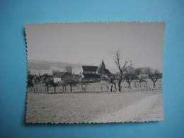 PHOTOGRAPHIE  VILLEMAUR SUR VANNE - 10 - Vue De L'Eglise  - 1962 -  8,5 X  11,8  Cms -  AUBE - France