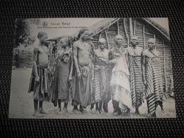 Congo Belge  Kongo  Chef Bantumn  -  Nels Serie 14 N° 22 - Congo Belga - Altri