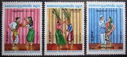KAMPUCHEA              N° 383/385                   NEUF** - Kampuchea