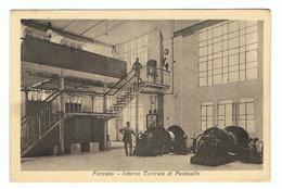 FONZASO (BL):  INTERNO  CENTRALE  DI  PEDESALTO  -  FP - Other