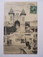 Monte-Carlo Gare De La Turbie - Chemin à Crémaillère - Monte-Carlo