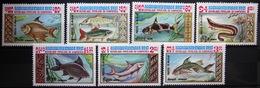 KAMPUCHEA              N° 426/432                   NEUF** - Kampuchea