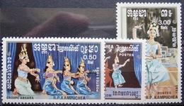 KAMPUCHEA              N° 543/545                   NEUF** - Kampuchea