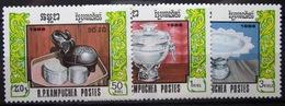 KAMPUCHEA              N° 699/701                   NEUF** - Kampuchea