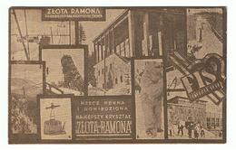 "ZAKOPANE:  "" FIS "" 1939  -  NACH  ITALIEN  -  FP - Polonia"