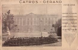 Catalogue 1933-1934 Catros Gérand - Jardinage