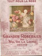 Catalogue 1930-1931 Grandes Roseraies Du Val De La Loire - Jardinage