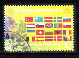 Bosnie En Herzegovina 2005 Mi Nr 419 , Europa, Vlagen, Flag - Bosnie-Herzegovine