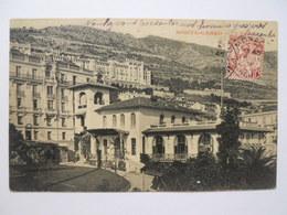 Monte-Carlo - La Festa - Monte-Carlo