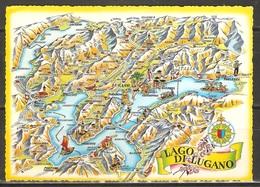 Carte P ( Lugano ) - TI Ticino