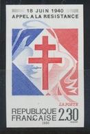1990 France N°2656a Non Dentelé Neuf Luxe** COTE 42€ D2221 - France
