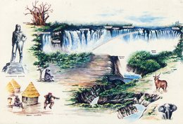Zimbabwe Victoria Falls - Zimbabwe