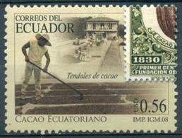 Equateur - 2008 - Yt 2101 - Journée Mondiale Du Cacao - ** - Ecuador
