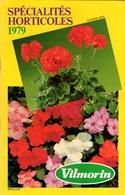 Catalogue 1979 Vilmorin Spécialités Horticoles - Jardinage