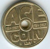 Médaille Jeton Pays-Bas Netherland Age Coin LBT - Monedas/ De Necesidad