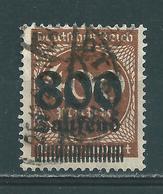 MiNr. 305 Gestempelt  (0330) - Deutschland