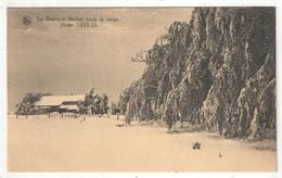 La Baraque Michel Sous La Neige - Hiver 1925-26 - Jalhay