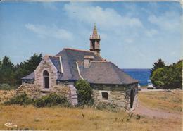 D22 - ST CAST - LA CHAPELLE DE LA POINTE DE CORBIERE - CITROEN 2CV) - CPSM Grand Format - Saint-Cast-le-Guildo