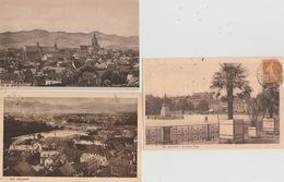 18 / 5 / 106  -  LOT  DE  6  CP  DE  COLMAR ( 68 ) Toutes Scanées - Cartes Postales