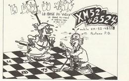 La Base Du Vieux XM 52 - 48523, Pontmain, Quebec Leon De Pratto N. D. De Pontmain, Cte. Labelle, Quebec - CB