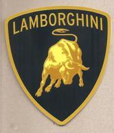 Lamborghini - Stickers Adesivo Ufficiale - Automobili