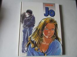 JO DERIB - Jeugd