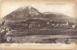 4277. LE PETIT-PUY-DE-DOME ET LE VILLAGE D'ORCINES . NON ECRITE - Autres Communes