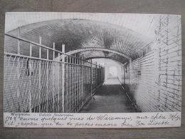 Cpa Waremme - Galerie Souterraine 7922 - A. Moureau Imprimeur - 1903 - Waremme
