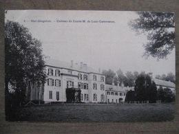 Cpa Niel Gingelom - Château Du Comte M. De Looz-Corswarem - 1907 - Gingelom