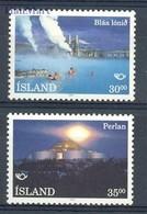 Iceland 1993 Mi 784-785 MNH ( ZE3 ICL784-785 ) - Islande