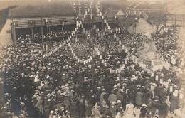 MARCINELLE  -  Manifestation  ( Carte-photo ) - Charleroi