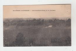 52 - RIVIERES LES FOSSES / LES HOUBLONNIERES ET LE CHATEAU - France