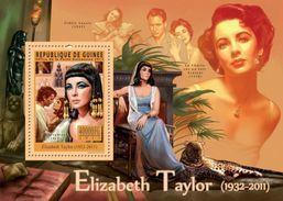 GUINEA 2011 - E. Taylor As Cleopatra - YT BF1239; CV=20 € - Egyptologie