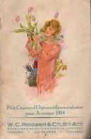 Catalogue Automne 1924 Roozen & Cie - Jardinage