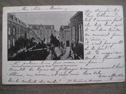 Cpa Sint-Truiden Saint Trond - Pensionnat Des Dames Ursulines Jardin Pensionnaires - 1901 - Sint-Truiden