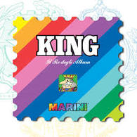 AGGIORNAMENTO MARINI KING - ITALIA REPUBBLICA - ANNO Minifoglio 2009 Lingua Italiana -  NUOVO  - SPECIAL PRICE - Kisten Für Briefmarken