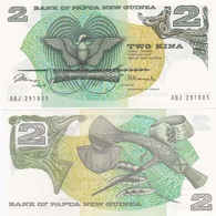 Papua New Guinea - 2 Kina 1975 Pick 1 UNC Lemberg-Zp - Papouasie-Nouvelle-Guinée