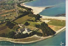 D29 - L'ILE BLANCHE EN LOCQUIREC - VUE GENERALE DES BATIMENTS - CPSM Grand Format - France