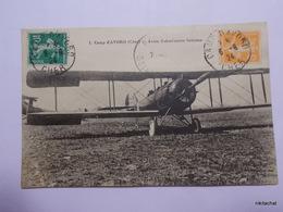 Camp D'Avord-Avion D'observation Salmson - 1914-1918: 1st War