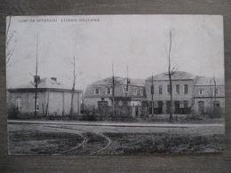 Cpa Bourg-Léopold Leopoldsburg Camp Beverloo - Literie Militaire - Edit. Aerts Rue Du Centre, 1907 - Leopoldsburg (Beverloo Camp)