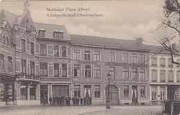 Scherpenheuvel -Montaigu - Albertusplaats - Scherpenheuvel-Zichem
