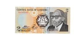 Lesotho 2 Maloti UNZ - Lesoto