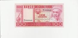 Kap Verde 100 Escudos UNZ - Cape Verde